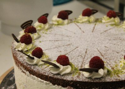 Beeren-Joghurt Torte